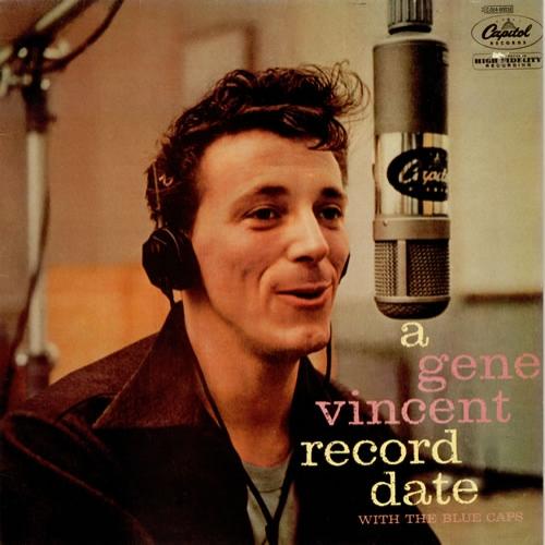 Gene Vincent Albums