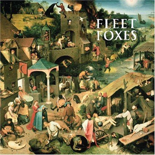 Image result for fleet foxes fleet foxes album art