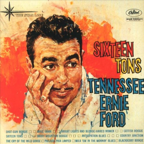 Tennessee Ernie Ford Best Ever Albums