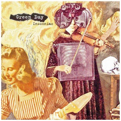 Insomniac (album) by Green Day : Best Ever Albums