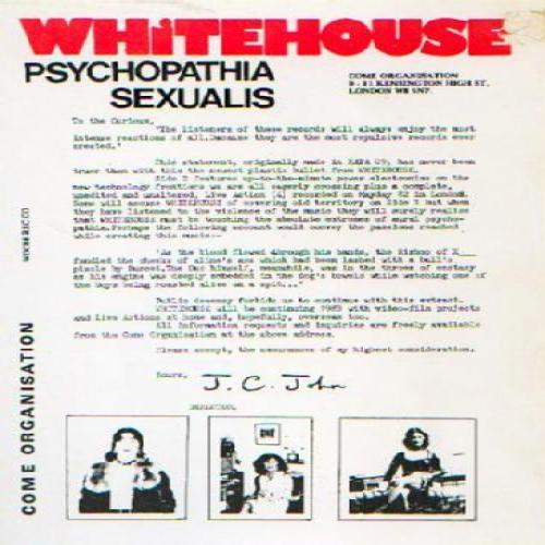 Psychopathia sexualis album