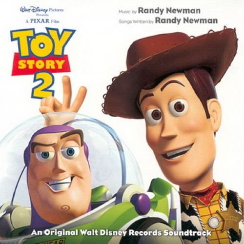 Toy Story 2 An Original Walt Disney Records Soundtrack Album By