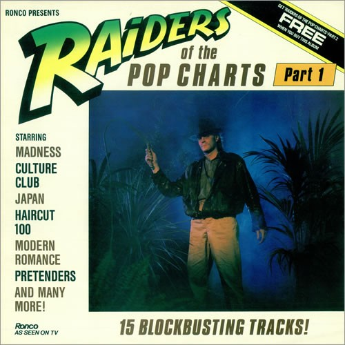 Raiders Of The Pop Charts Album By Various Artists Best Ever Albums