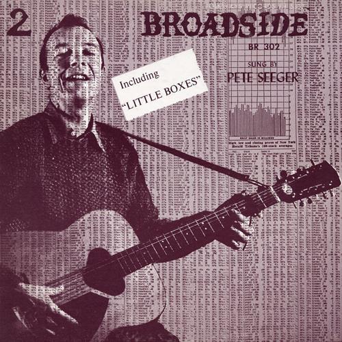 Broadside Ballads, Vol. 2 (studio album) by Pete Seeger : Best Ever Albums