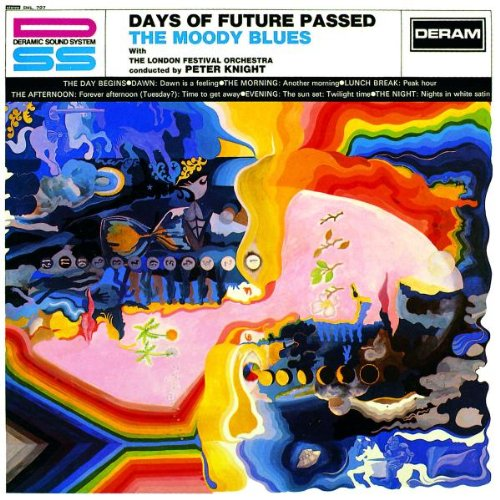 The Moody Blues : Best Ever Albums