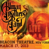 Beacon Theatre, New York, March 17, 2013