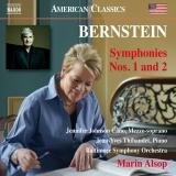 Bernstein: Symphonies Nos 1 & 2