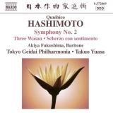 Hashimoto: Symphony No.2 - Three Wasan; Scherzo Con Sentimento