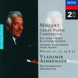 Mozart: Great Piano Concertos