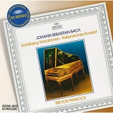 J.S. Bach: Goldberg Variations; Italian Concerto