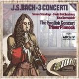 J. S. Bach: 3 Concerti