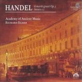 Handel: Concerti Grossi Op.3; Sonata A 5