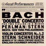 """J. S. Bach: """"Double"""" Concerto For 2 Violins In D Minor"""