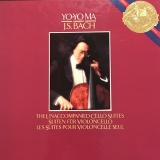 J.S. Bach: The 6 Unaccompanied Cello Suites
