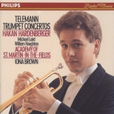 Telemann: Concerto For 2 Trumpets, Strings And Continuo In E Flat - 4. Vivace