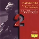 Tchaikovsky: Symphonies Nos. 4, 5 & 6 Pathetique