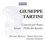 """Tartini: Concerti Per Flauto; Sonate; """"Trillo Del Diavolo"""""""