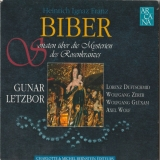 Heinrich Biber: Sonaten Über Die Mysterien Des Rosenkranzes