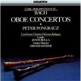 Carl Philipp Emanuel Bach: Oboe Concertos
