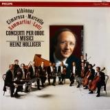Albinoni ▪ Cimarosa ▪ Marcello ▪ Sammartini ▪ Lotti: Concerti Per Oboe