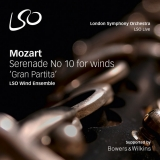 Mozart: Serenade No. 10 For Winds 'Gran Partita'