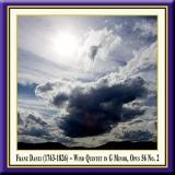 Wind Quintet Op.56 No.2: (3) Menuetto allegretto