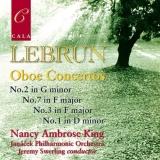 Lebrun: Oboe Concertos - No. 2 In G Minor; No.7 In F Major; No. 3 In F Major; No. 1 In D Minor