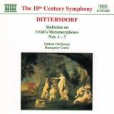 Dittersdorf: Sinfonias On Ovid's Metamorphoses Nos. 1-3