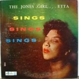 The Jones Girl.... Etta... Sings, Sings, Sings