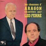 Les Chansons D' Aragon Chantées Par Leo Ferré