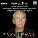 Brian: Symphony No.1 The Gothic