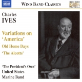 "Ives: Variations On ""America"""