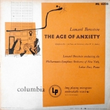 Bernstein: The Age Of Anxiety (Symphony No. 2 For Piano And Orchestra After W. H. Auden)