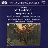 Villa-Lobos: Symphony #6, Ruda