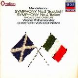 Mendelssohn: Symphony #4 In A, Op. 90,
