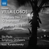 Villa-Lobos: Symphony No. 2, 'Ascencao' - IV. Allegro