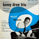 New Faces – New Sounds, Introducing The Kenny Drew Trio