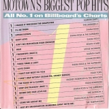 Motown's Biggest Pop Hits: All No. 1 On Billboard's Charts