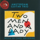 Two Men And A Lady: Music By Chiel Meijering