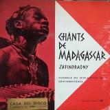 Chants De Madagascar - Zafindraony