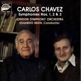 Chávez: Symphonies Nos 1, 2 & 3