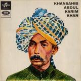 Khansahib Abdul Karim Khan