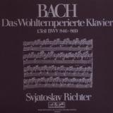J.S. Bach: Das Wohltemperierte Klavier