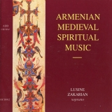 Armenian Medieval Spiritual Music