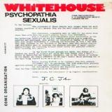 Psychopathia sexualis whitehouse