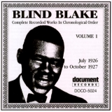 Complete Recorded Works In Chronological Order Volume 1: July 1926 To October 1927