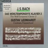 Bach: Das Wohltemperierte Klavier 2