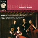 Mendelssohn: String Quartet Op. 44.2; Mozart: String Quartet K 465; Schubert: Quartettsatz D 703