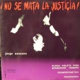 !No Se Mata La Justicia!